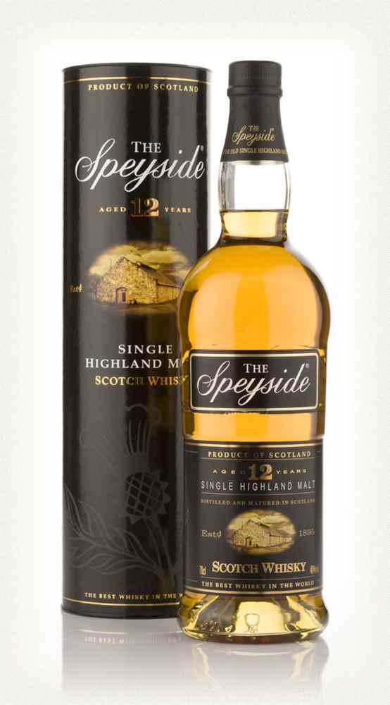 The Speyside 12 Year Old