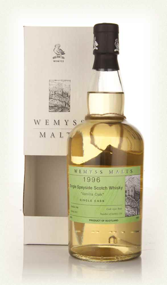 Vanilla Oak 1996 - Wemyss Malts (Mortlach)