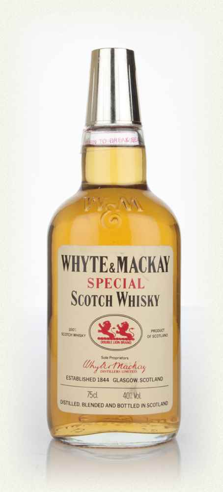 Whyte and Mackay Special - 1970s