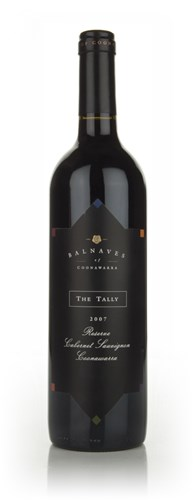Balnaves The Tally Reserve Cabernet Sauvignon 2007