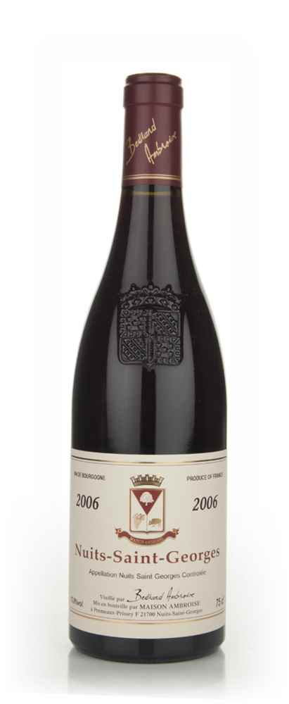 Bertrand Ambroise Nuits St Georges 2006
