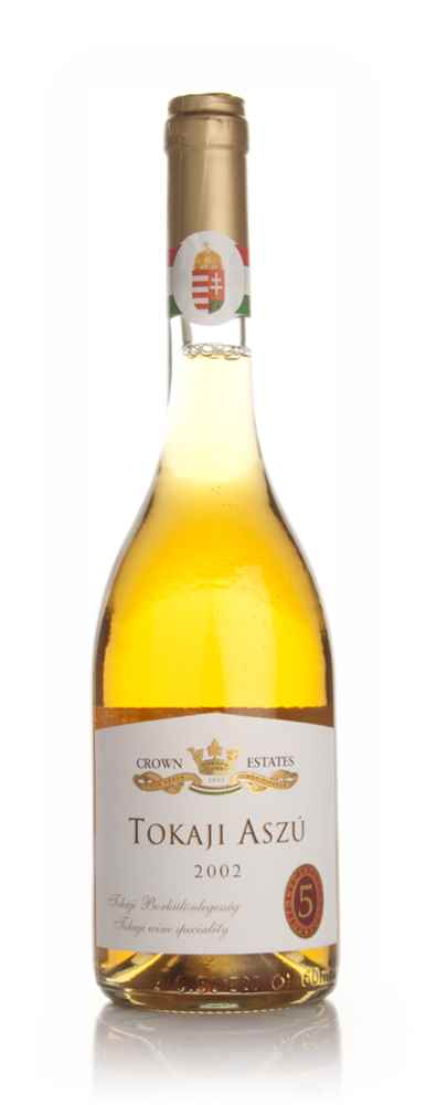 Crown Estates Tokaji Aszú 2002 5 Puttonyos