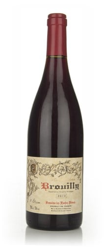 Domaine Les Roches Bleues Le Cru du Volcan Brouilly 2010