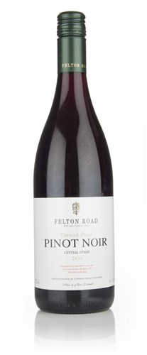 Felton Road Cornish Point Pinot Noir 2010