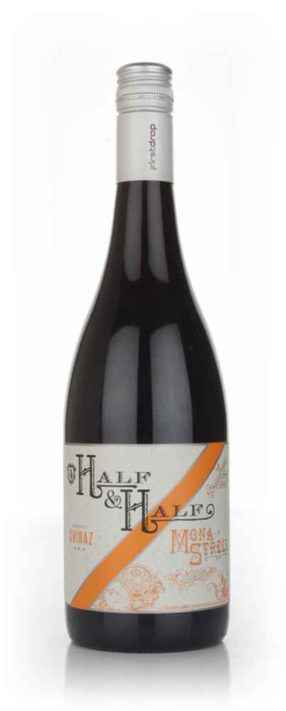 First Drop Half & Half Shiraz Monastrell 2011