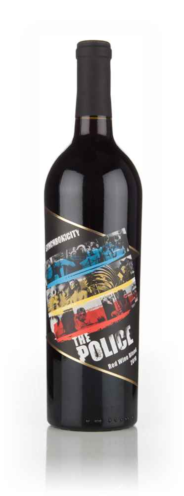 Wines that Rock - The Police - Synchronicity 2010