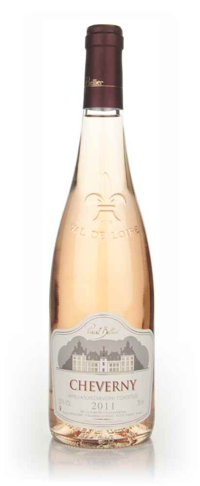 Pascal Bellier Cheverny Rosé 2011