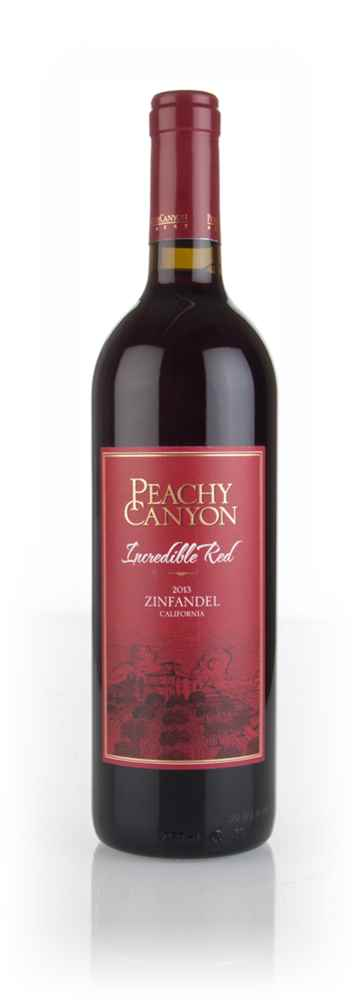 Peachy Canyon Incredible Red Zinfandel 2013