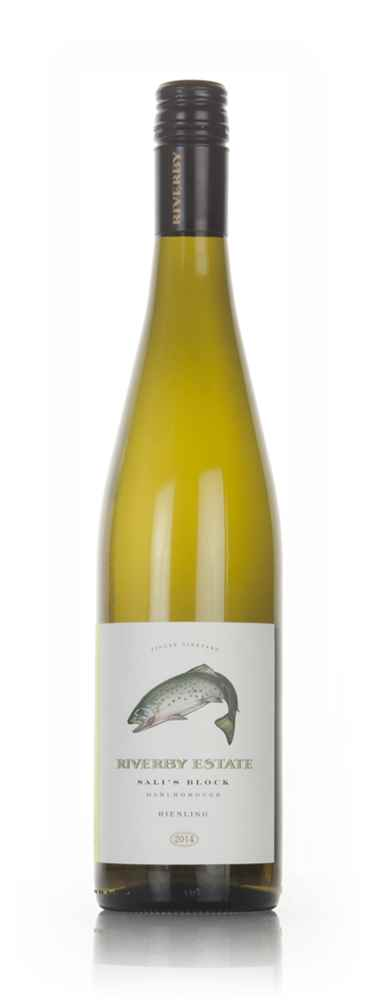 Riverby Estate Sali's Block Riesling 2014