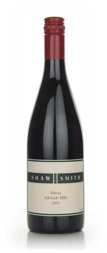 Shaw & Smith Shiraz 2009