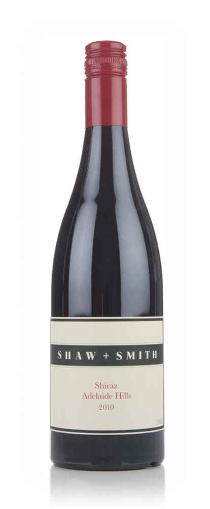 Shaw & Smith Adelaide Hills Shiraz 2010