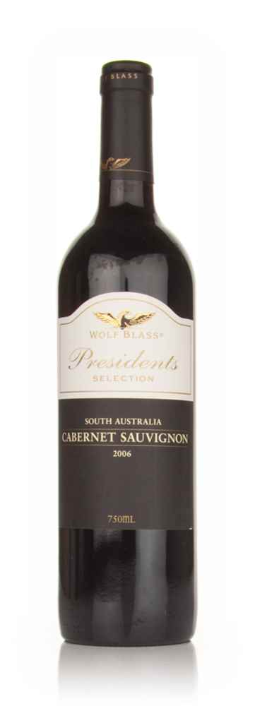 Wolf Blass Presidents Selection Cabernet Sauvignon 2006