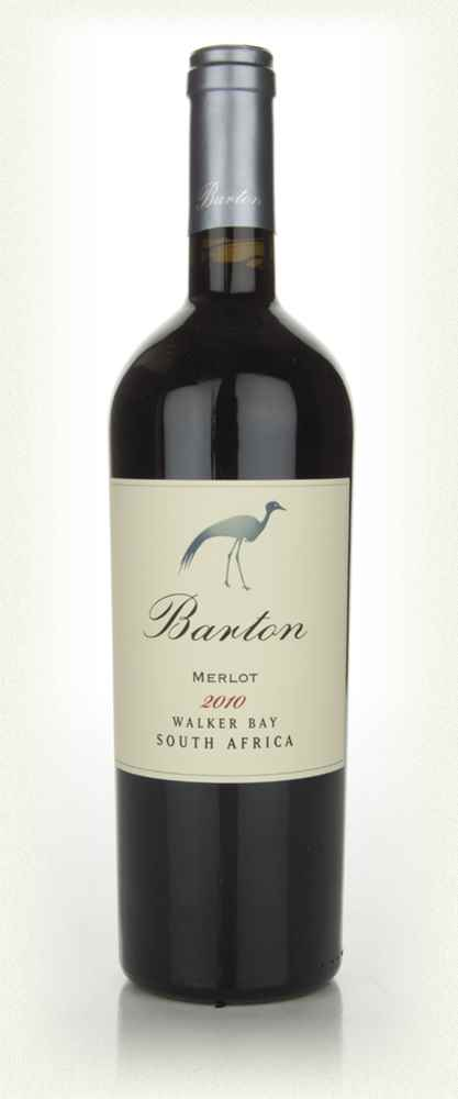 Barton Vineyards Merlot 2010